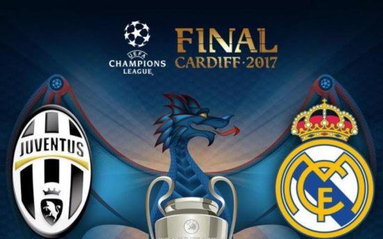 finale champions league juventus real